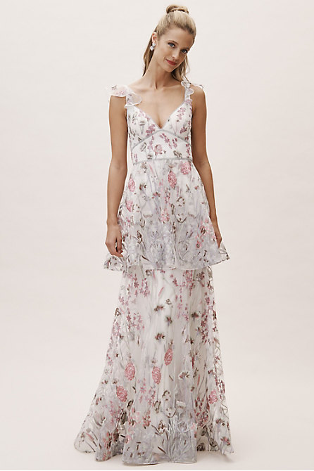 Marchesa Notte Mary Kate Dress