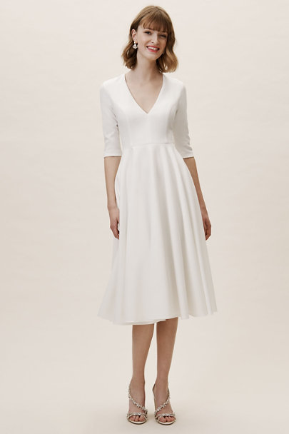 BHLDN Ivory Valdis Dress | BHLDN