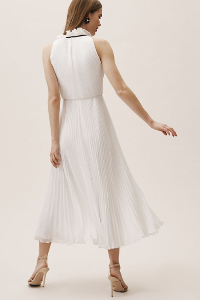 Jill Jill Stuart Ivory Keene Dress | BHLDN
