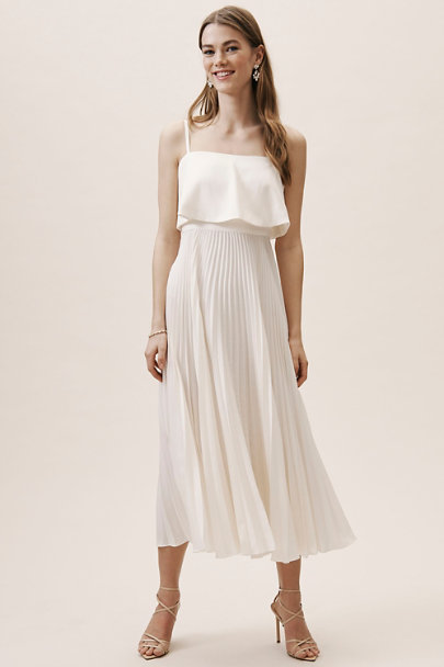 Jill Stuart Bone Delta Dress | BHLDN