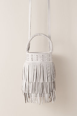 Scarlet Bucket Bag