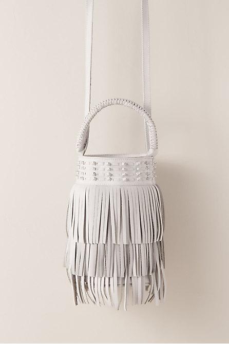 Scarlet Bucket Bag