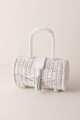 Clarissa Basket Bag.