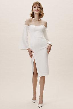 c547b2f3c675 Shop Little White Dresses on Sale | BHLDN