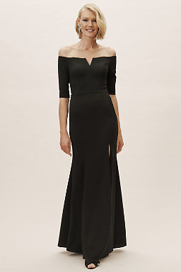 Summer Black Tie Event Dresses with Sleeves