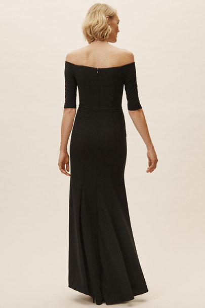 BHLDN Black Clotilde Dress | BHLDN