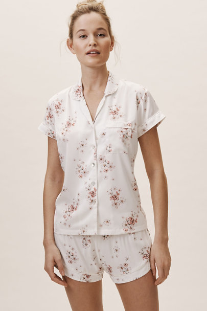 View larger image of Ditsy Floral Pajama Set