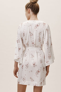 Ditsy Floral Robe