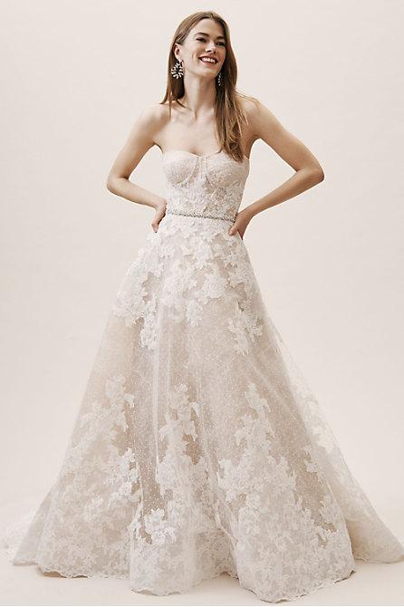 Watters Brides Geneva Gown