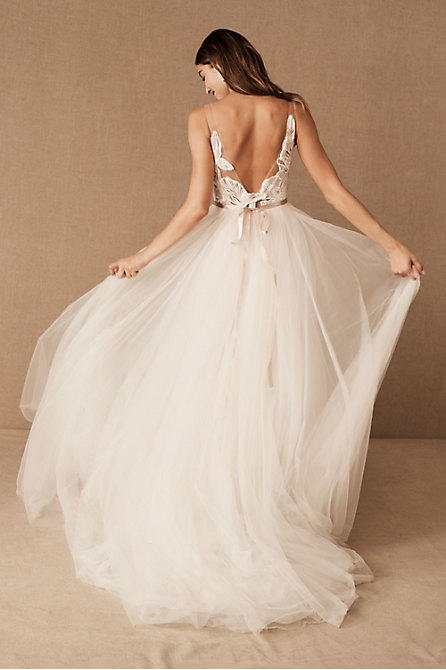 Wtoo by Watters Lange Gown