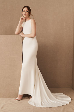 7f580ae58d Modern Wedding Dresses & Structured Gowns | BHLDN