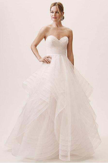 Wtoo by Watters Garner Gown