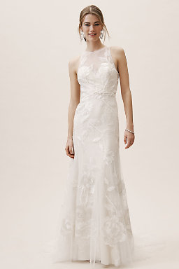 98a91e98d801 Lace Wedding Dresses & Beaded Wedding Gowns | BHLDN