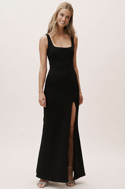BHLDN Black Adena Dress | BHLDN