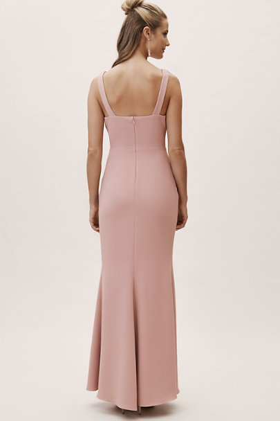 BHLDN Whipped Apricot Adena Dress | BHLDN