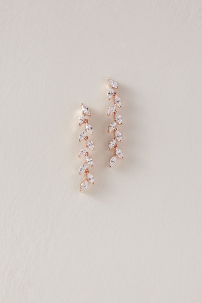 Jardin Pink Pascala Earrings | BHLDN