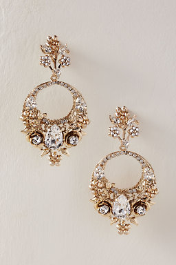 Highgarden Chandelier Earrings