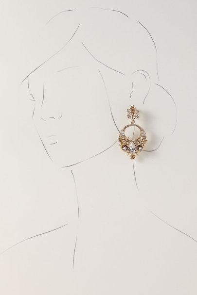 View larger image of Highgarden Chandelier Earrings
