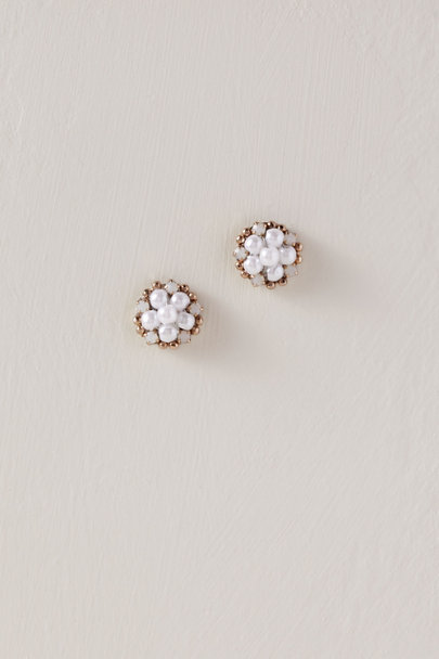Theia Jewelry Gold Paxon Earrings | BHLDN