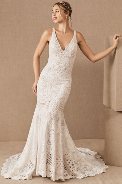 View larger image of BHLDN Peoria Gown