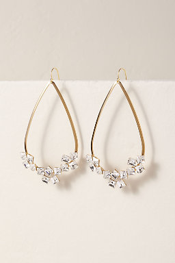 Derya Hoop Earrings