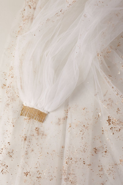 View larger image of Gold Leaf Veil