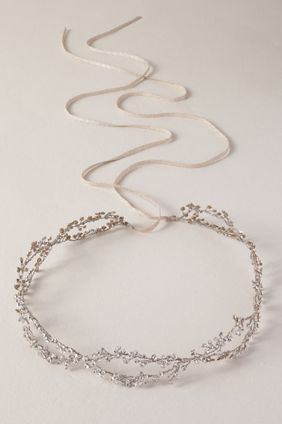 Twigs & Honey Silver Keala Halo | BHLDN