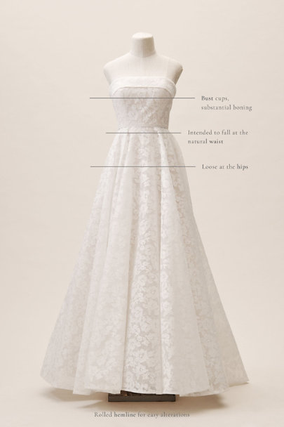 View larger image of Jenny Yoo Maine Gown