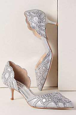 Badgley Mischka Ginny Heels
