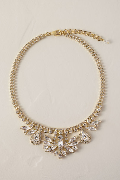 Sorrelli Gold Tionna Necklace | BHLDN