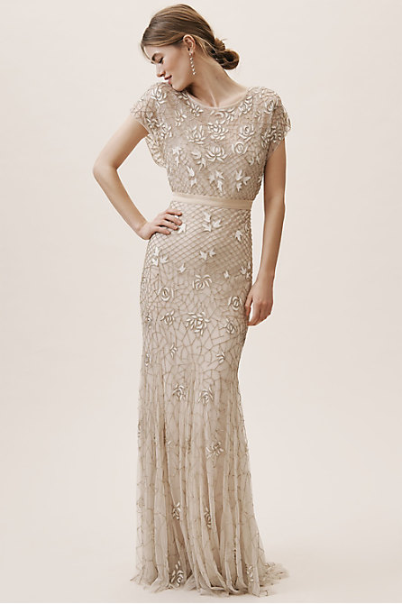2453c4925ce9 Bohemian Wedding Dresses & Boho Bridal Gowns - BHLDN