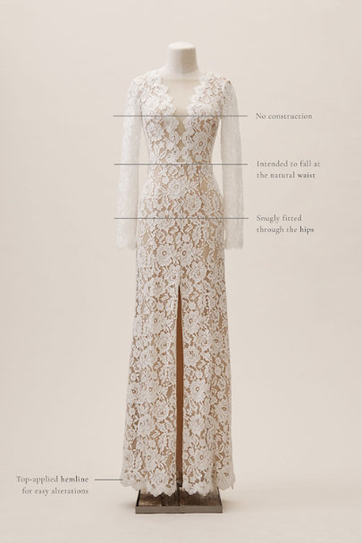 View larger image of Miraval Gown