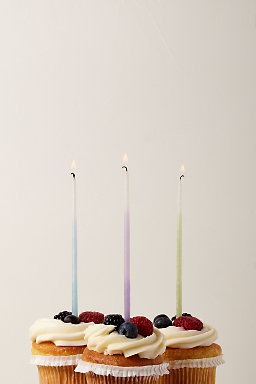 Knot & Bow Tall Beeswax Candles