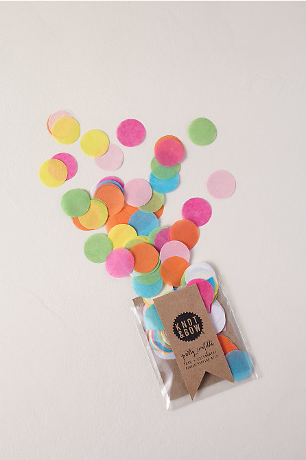 Single-Serving Confetti