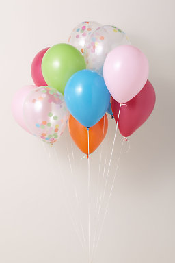 Assorted Party Balloons