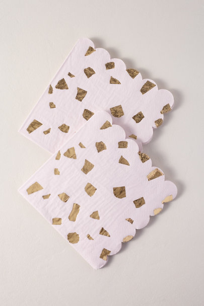 View larger image of Pink Terrazzo Napkins