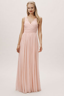 909cd0bb8967 Bethany Dress. $240.00. Blush; Fog; Hydrangea. Nouvelle Fleur