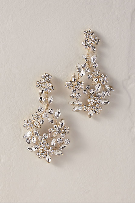 Twigs & Honey Kora Chandelier Earrings