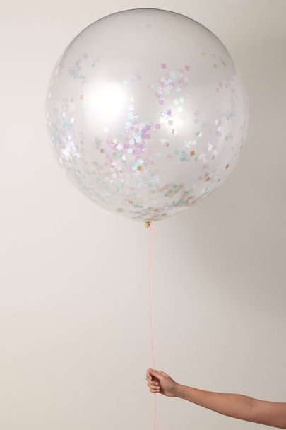 View larger image of Giant Confetti Balloons Kit