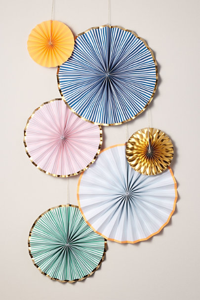 View larger image of Bright Paper Pinwheels