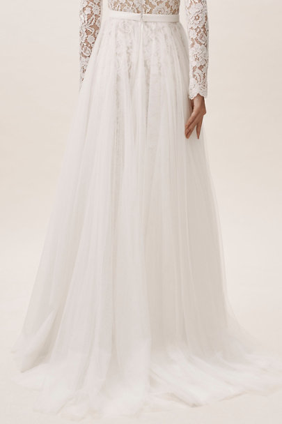 View larger image of Chiara Tulle Overskirt