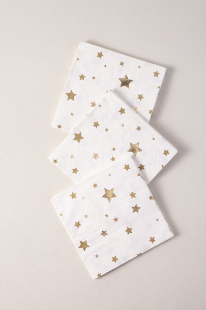 View larger image of Star Napkins