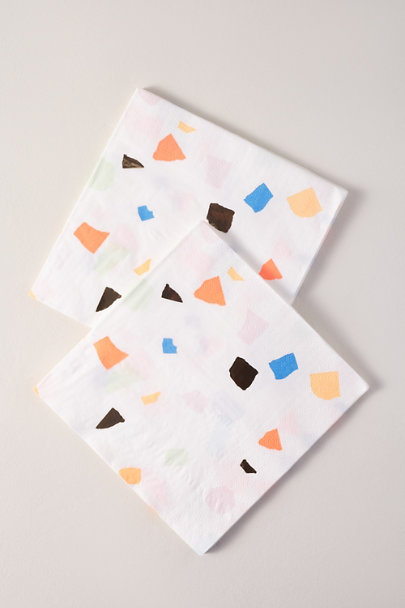 View larger image of Bright Terrazzo Napkins