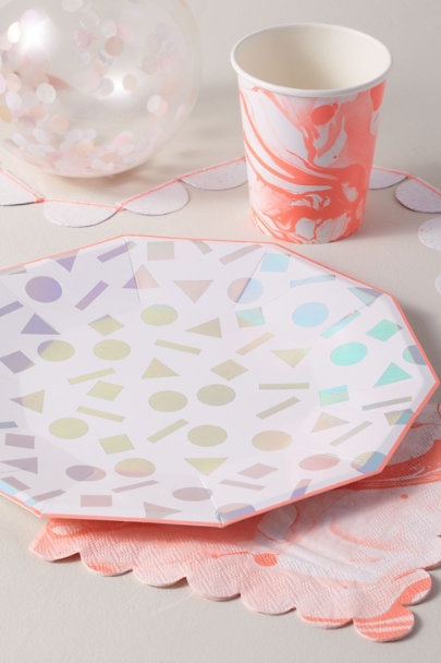 View larger image of Confetti Paper Plates