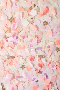 Mixed Shapes Party Confetti
