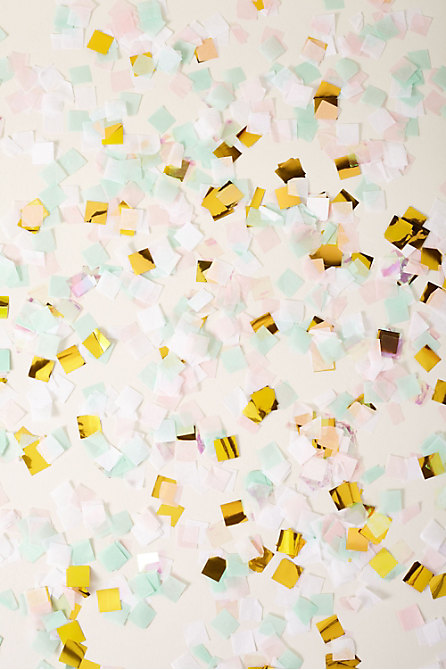 Boxed Party Confetti