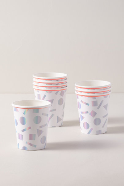 View larger image of Confetti Paper Cups