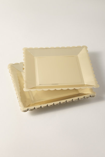 View larger image of Scalloped Paper Plates