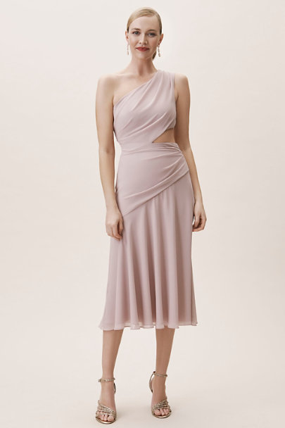 Fame and Partners Dusty Lilac Haylie Dress | BHLDN