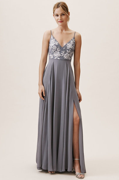 BHLDN Hydrangea Sadia Dress | BHLDN